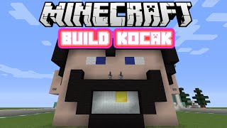 Video Minecraft Indonesia - Build Kocak (2) - Pak Tua Dimasa Muda! MP3, 3GP, MP4, WEBM, AVI, FLV Oktober 2017