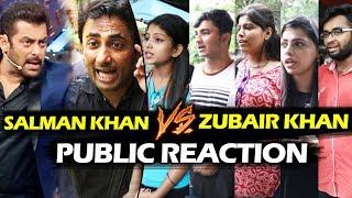 Video Salman Khan Vs Zubair Khan FIGHT - PUBLIC Reaction - Bigg Boss 11 MP3, 3GP, MP4, WEBM, AVI, FLV Oktober 2017