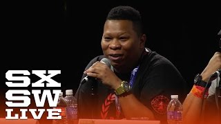Building the Beat: A Conversation with Mannie Fresh, Just Blaze, KLC, Young Guru | Music 2015 | SXSW