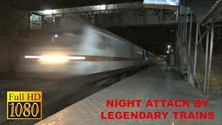 Nonton INDIAN RAILWAYS NIGHT ATTACK! TKD WAP-7's SETTING TRACKS ON FIRE With Legendary Trains! Film Subtitle Indonesia Streaming Movie Download