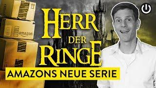 Video Das neue Game of Thrones? Amazon plant Herr der Ringe Prequel | WALUEXTRA MP3, 3GP, MP4, WEBM, AVI, FLV April 2018