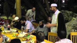 Iftar në Banjë të Pejës - Enes Goga dhe Shefqet Krasniqi