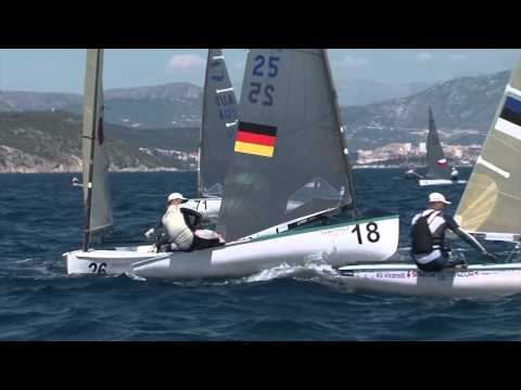 Finn Europeans 2015 - Day 1