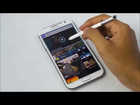 Android 4.3 Jellybean – Galaxy Note 2 : Review (What's New)