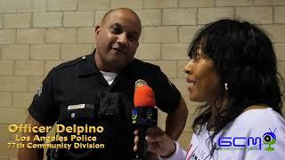 "Nobullying2020 Series,  Career Day  ""Los Angeles Police 77th Community Division""  ""Irma Garibaldi & Officer Delpino"""