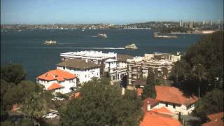 Sydney Webcam Time Lapse for Tue, 17th February 2015