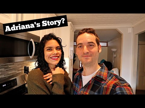 She Left It All MOVING to NYC!😮 (Was It Worth It?) w/@Adriana Marvan видео