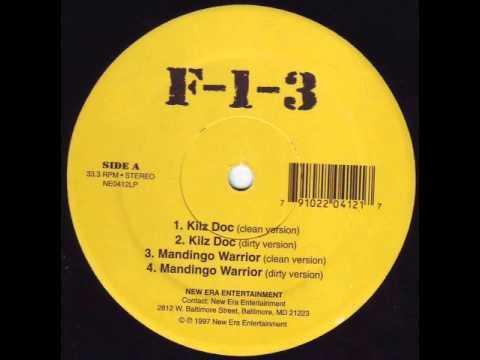 F-1-3 - Mandingo Warrior