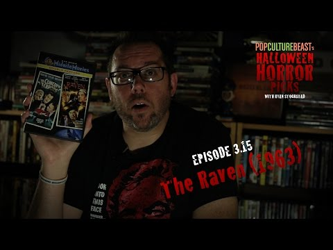 The Raven (1963) - Halloween Horror Picks