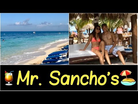 🌅Mr. Sanchos Review   🛳Carnival Cruise Vacation   🏝Best Beach Lounge Resort 🏖 in Cozumel, Mexico
