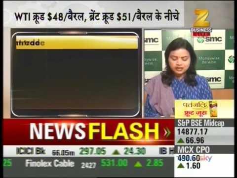 Zee Business Mandi Live, 04 May 2017 - Mr. Prathamesh Mallya, Angel Broking