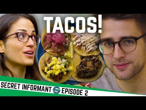 TACOS! Authentic Mexican food in Vancouver. S1E2