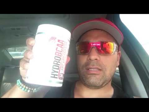ProSupps HydroBCAA Product Review (Passion Fruit)