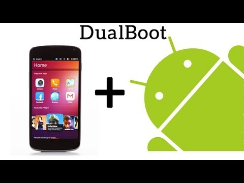 dual - Step by step guide on how to install Ubuntu touch to be able to Dual Boot with Android on any of your Nexus Device. I Have tested this on my google nexus 4 r...