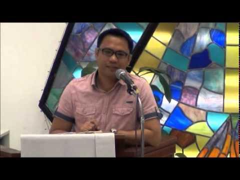 Ric Tacbad Testimony Bahrain Christian Fellowship June 20 2014