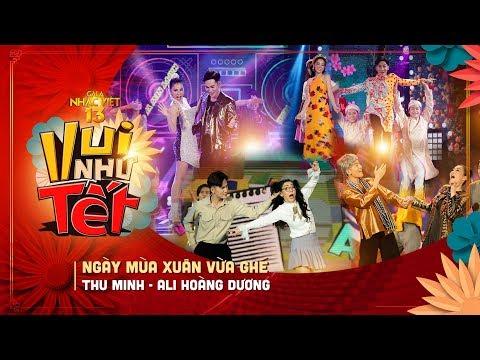 Ngày Mùa Xuân Vừa Ghé - Thu Minh, Ali Hoàng Dương   Gala Nhạc Việt 13 (Official) - Thời lượng: 3 phút, 41 giây.
