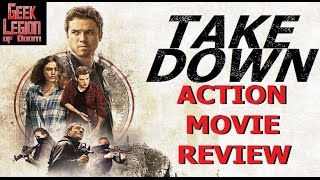 Nonton TAKE DOWN ( 2016 Jeremy Sumpter ) aka BILLIONAIRE RANSOM Action Moviie Review Film Subtitle Indonesia Streaming Movie Download