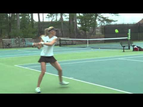 Womens Tennis v Sacred Heart Bryant Sports Network Highlights