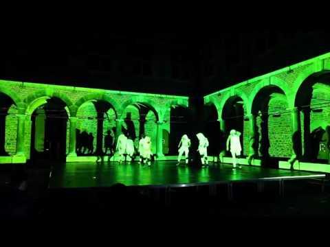 Arena of Shadows par Okus Lab - 29 août 2015 Musée de la Vie wallonne