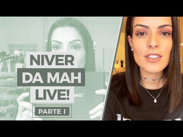 Niver da Mah! - Mariah Bernardes
