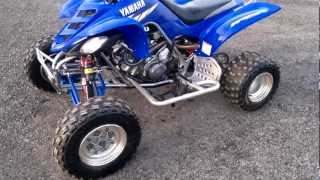 10. yamaha raptor 660 mint  monster pipes