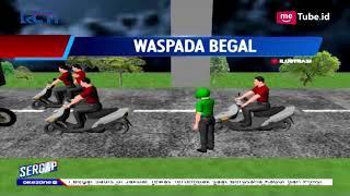 Video Pengemudi Ojek Online Dibegal di Pinggir Tol, 4 Pelaku Ditangkap Polisi - Sergap 24/04 MP3, 3GP, MP4, WEBM, AVI, FLV April 2019