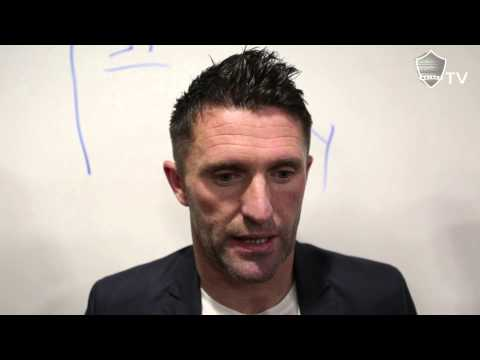Video: Robbie KEANE vs FC Dallas | POSTGAME