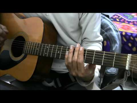 Super Beginners – 3 open chords – Play many hit songs bollywood guitar lesson easy pattern