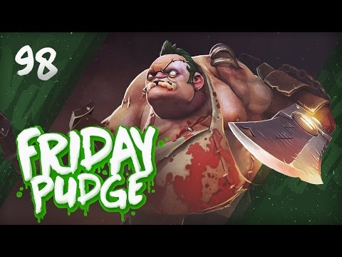 Friday Pudge - EP. 98
