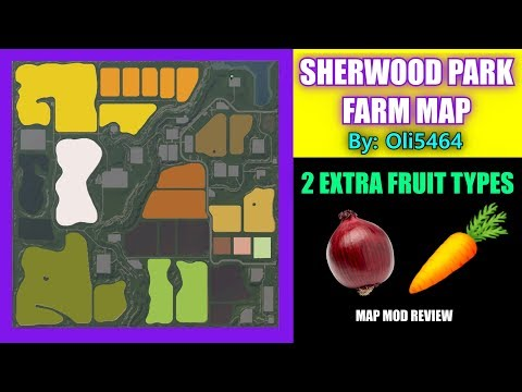 Sherwood Park Farm by Oli5464 v2.1
