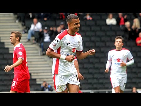 alli - Following the news Dele Alli has signed an improved contract with he Club, MK Dons Player looks back at some of goals and skills from the England Under-19s i...