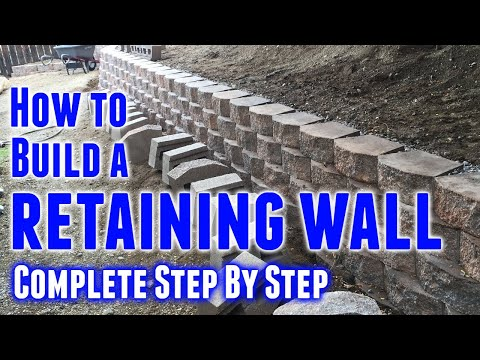 , title : 'How To Build a Retaining Wall (Step-by-Step)'