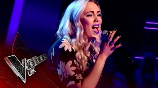 Dannii Barnes  'Tears': The Voice UK 2017
