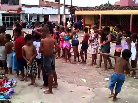 Dia de lazer com as crianças em itaju do colônia 2
