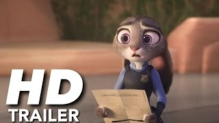 Video If ZOOTOPIA Was a Dramatic Movie -  (HD Movie Trailer) MP3, 3GP, MP4, WEBM, AVI, FLV April 2019