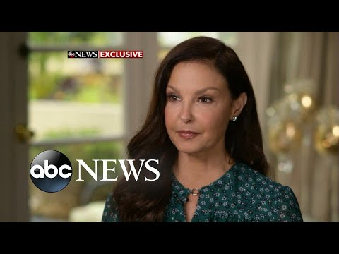 Ashley Judd explains why she's suing Weinstein