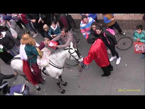 Cabalgata de los Reyes Magos de Pozo del Camino