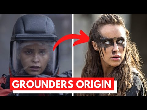 The 100 Prequel: 7 SHOCKING Things About The Grounders Origin! | The 100 Anaconda