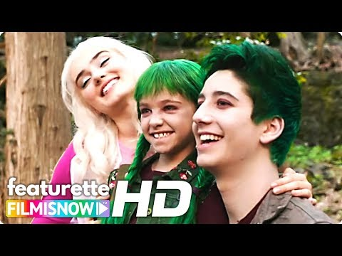 ZOMBIES 2 (2020) Behind the Scenes with Zed | Disney Channel Movie