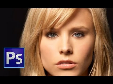 Adobe Photoshop CS6 : Soft Skin Tutorial – [ Beginners ]