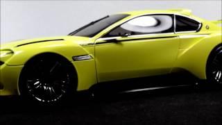 Norev BMW 3 0 CSL Hommage Concept