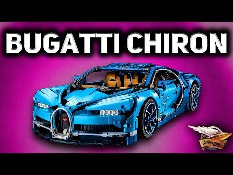 Стрим - Собираю LEGO Bugatti Chiron за 30 000 рублей - Часть 1