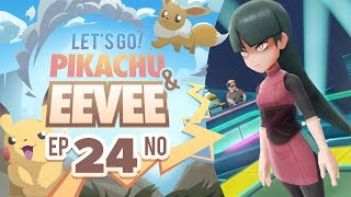 24 | THE BEST GYM EVER MADE Pokémon Let's GO Pikachu + Let's GO Eevee Let's Play w/ TheKingNappy! by King Nappy