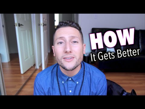 gets - I hope you watch this one! Slipped some funny stuff in the beginning of a serious topic because I'm a sly dog. I hope it provides some hope to those of you out there that are afraid to be yourself....