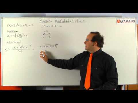 abc-Formel *neu*