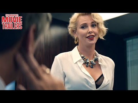 GRINGO | Charlize Theron Is Getting A Little High On Power In Red Band Trailer