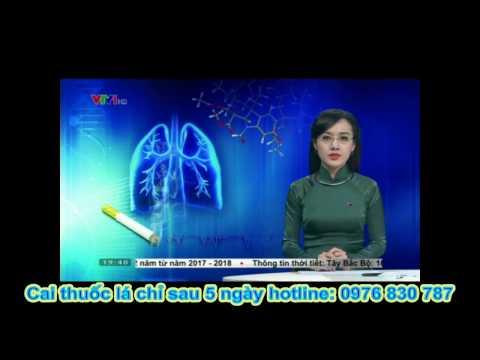 Tác hại của thuốc lá.