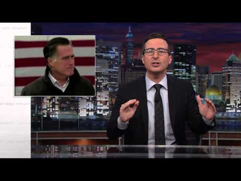 John Oliver discusses America's growing wealth gap and why it may be a problem in the future. Connect with Last Week Tonight online... Subscribe to the Last ...