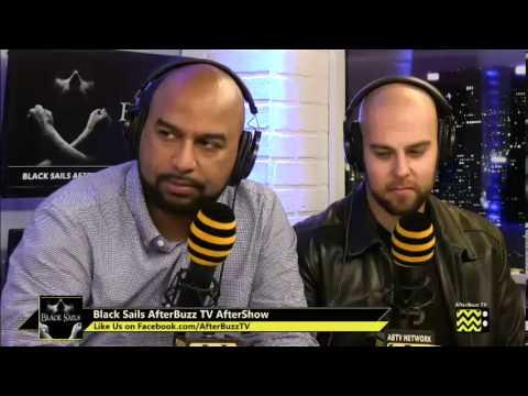 "Black Sails After Show Season 1 Episode 4 ""IV"" | AfterBuzz TV"