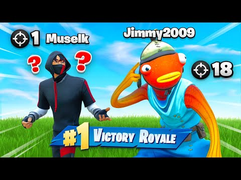 I Got CARRIED by a 10 Yr Old *PRO* In Fortnite...